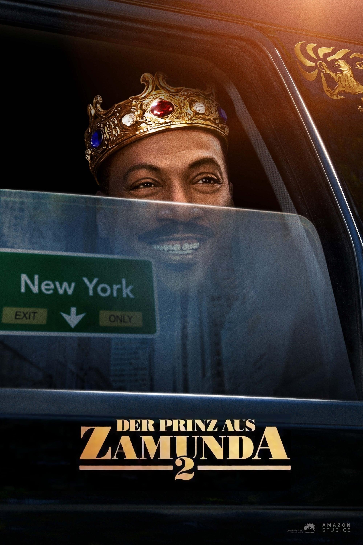 Poster; Der Prinz aus Zamunda 2