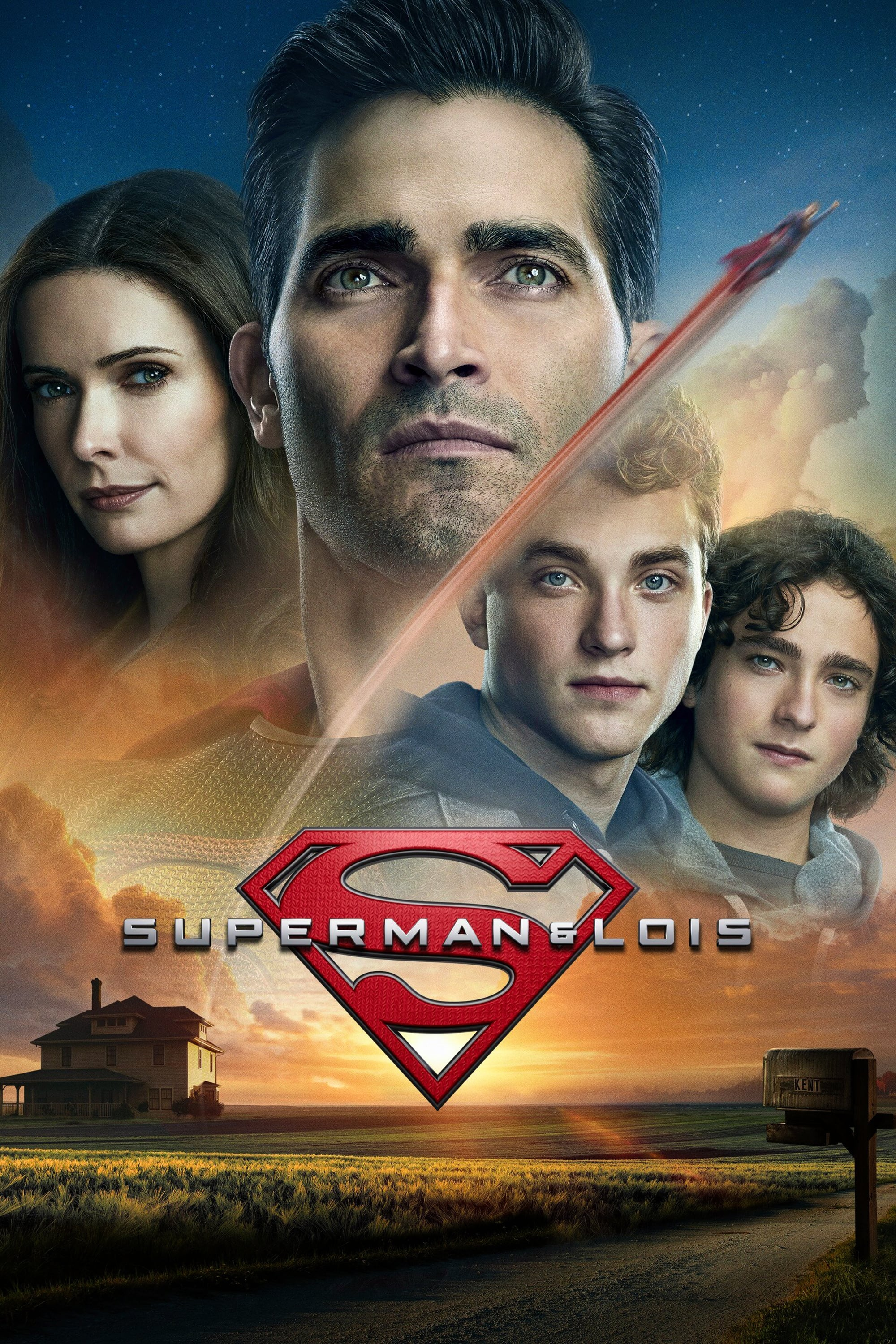 Poster; Superman and Lois
