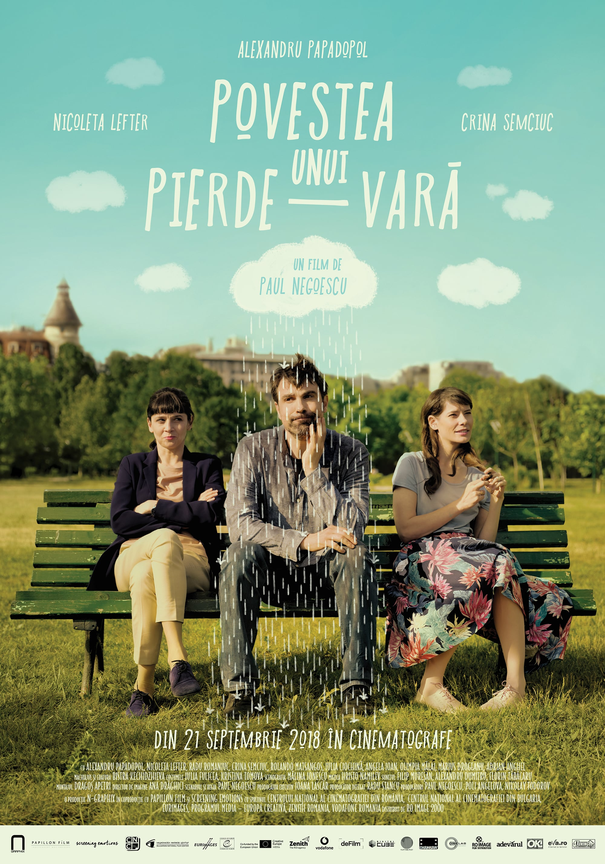 Poster: Povestea unui pierde-vară