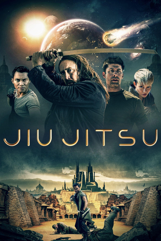Poster; Jiu Jitsu