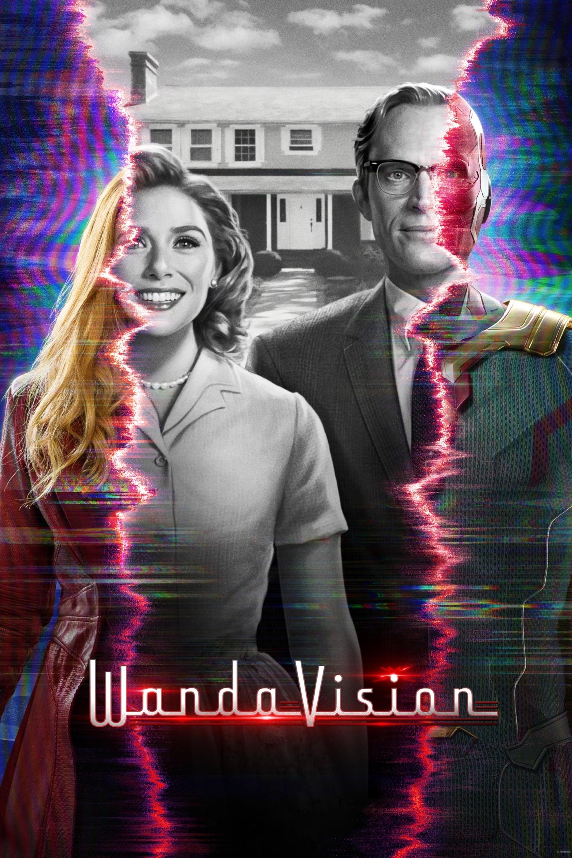 Poster; WandaVision