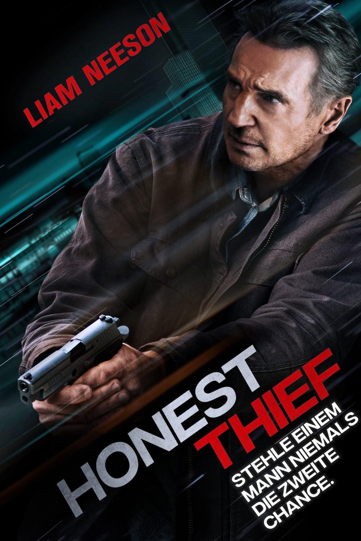 Poster; Honest Thief