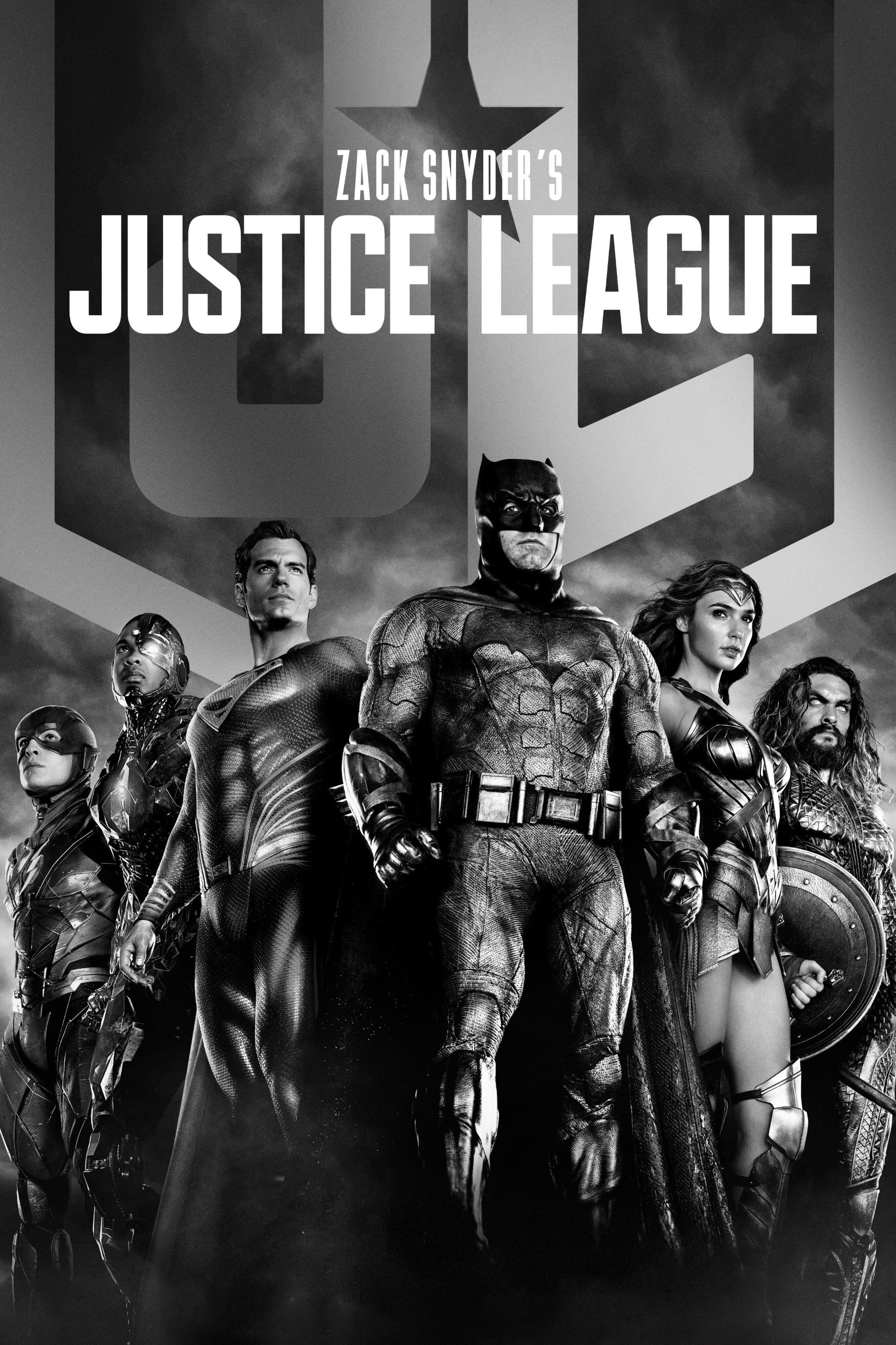 Poster; Zack Snyder's Justice League