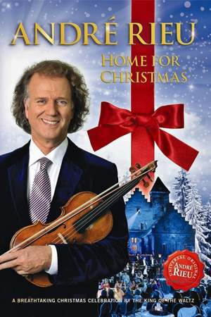 Poster: André Rieu - Home for Christmas