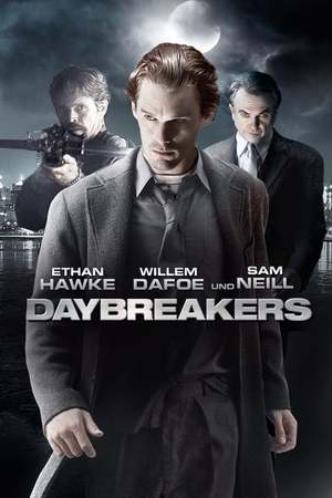 Poster: Daybreakers