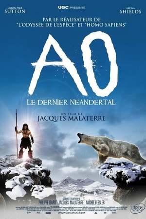 Poster: AO - Der letzte Neandertaler