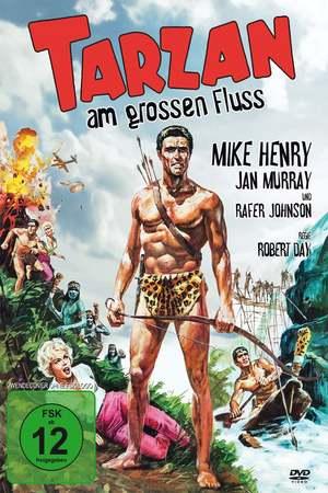 Poster: Tarzan am großen Fluss