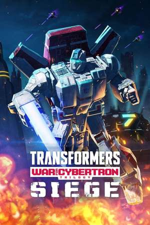 Poster: Transformers: War for Cybertron