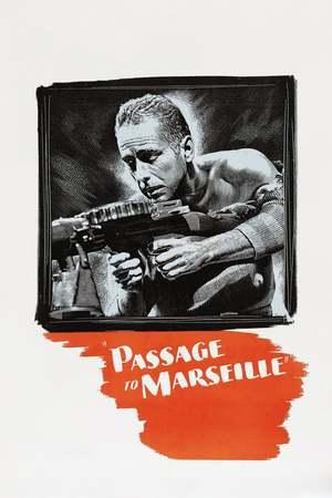 Poster: Fahrkarte nach Marseille