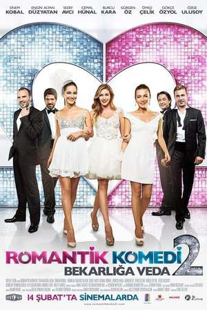 Poster: Romantik Komedi 2: Bekarlığa Veda