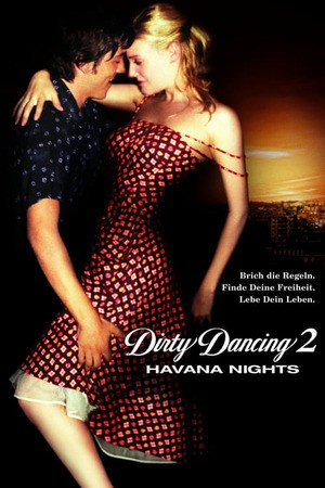 Poster: Dirty Dancing 2