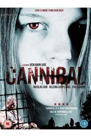 Poster: Cannibal - Sie hat dich zum Fressen gern