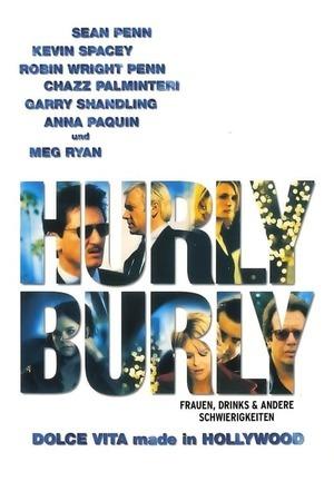 Poster: Hurlyburly