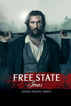 Poster: Free State of Jones