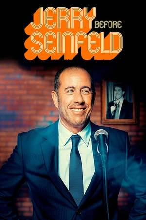 Poster: Jerry Before Seinfeld