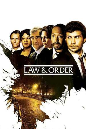 Poster: Law & Order