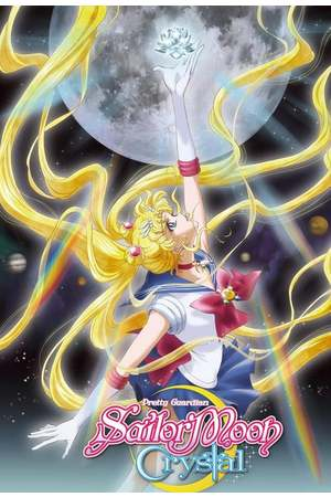 Poster: Sailor Moon Crystal