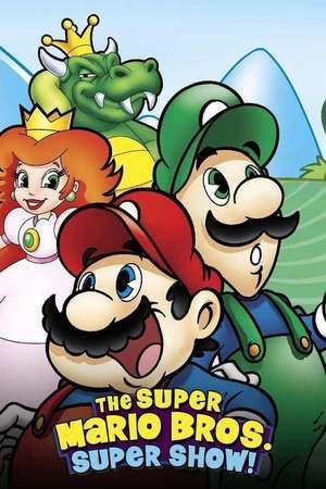 Poster: The Super Mario Bros. Super Show!