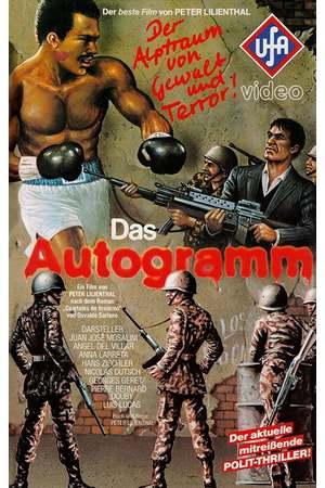 Poster: Das Autogramm
