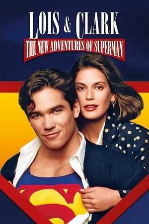 Poster: Superman – Die Abenteuer von Lois & Clark