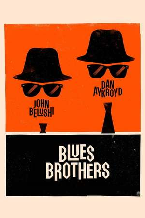 Poster: Blues Brothers