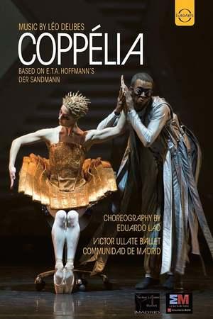 Poster: Delibes: Coppélia