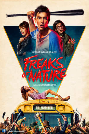 Poster: Freaks of Nature