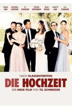 Poster: Die Hochzeit