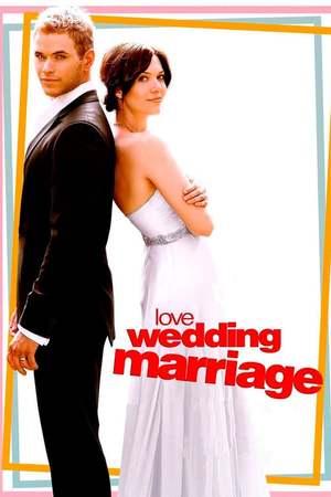 Poster: Love, Wedding, Marriage - Ein Plan zum Verlieben