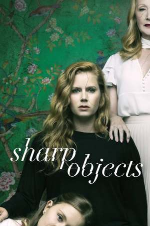 Poster: Sharp Objects