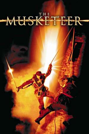 Poster: The Musketeer