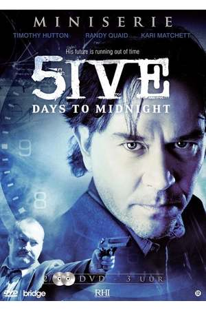 Poster: 5ive Days to Midnight