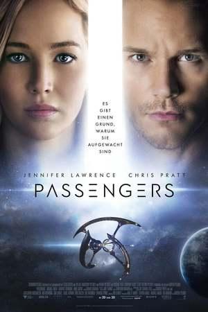 Poster: Passengers