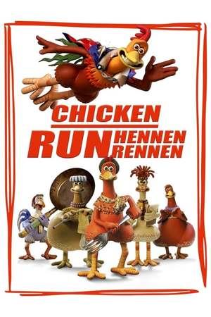 Poster: Chicken Run - Hennen rennen