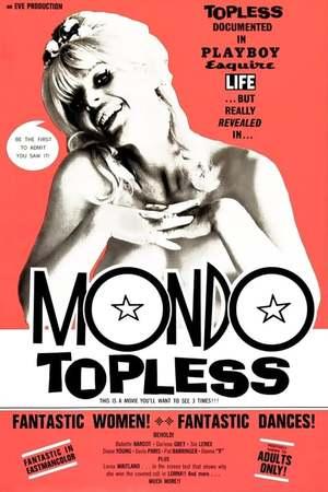 Poster: Mondo Topless