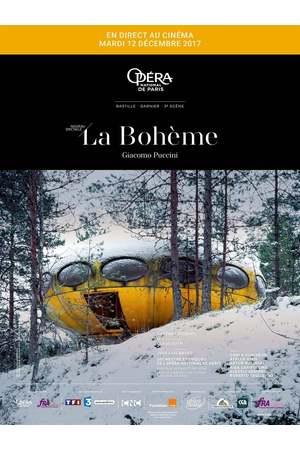 Poster: Puccini: La Bohème