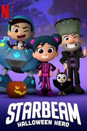 Poster: Sternenstreif: Halloween-Helden