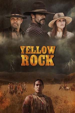 Poster: Entscheidung am Yellow Rock