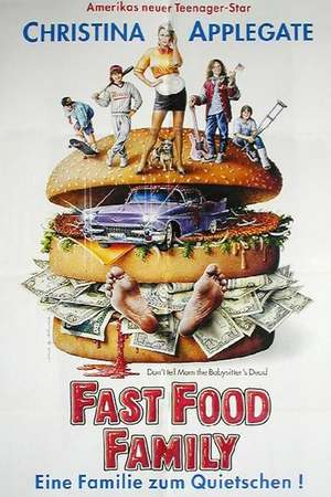 Poster: Fast Food Family