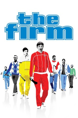 Poster: The Firm - 3. Halbzeit