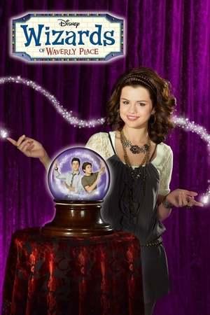 Poster: Die Zauberer vom Waverly Place