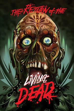 Poster: Verdammt, die Zombies kommen