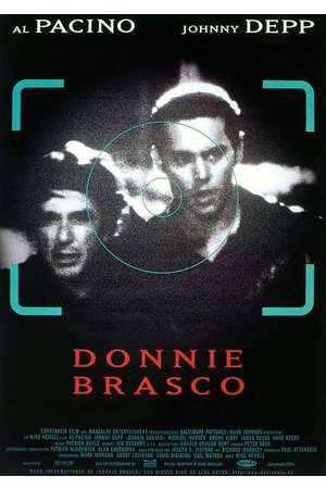 Poster: Donnie Brasco