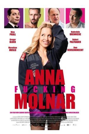 Poster: Anna Fucking Molnar