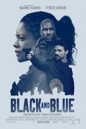 Poster: Black and Blue