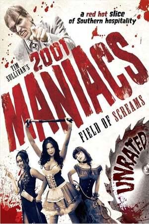 Poster: 2001 Maniacs 2 - Es ist angerichtet
