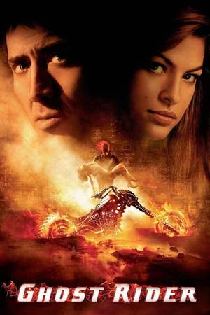 Poster: Ghost Rider