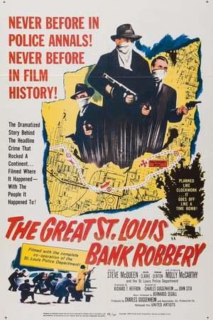 Poster: Rififi in St. Louis