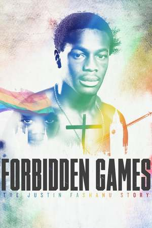 Poster: Forbidden Games: The Justin Fashanu Story