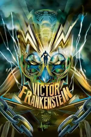 Poster: Victor Frankenstein - Genie und Wahnsinn